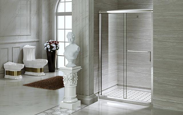 卫生间安装淋浴房隔断的好处是什么?