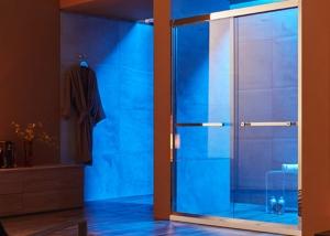 宝曼系列淋浴房效果图