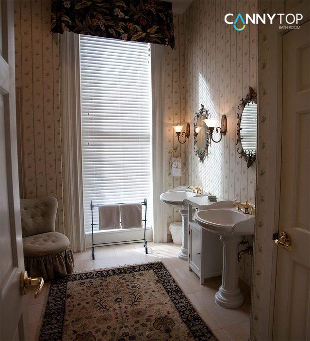 卫浴间潮湿惹人烦?只需要这几招即可还你清新的卫浴间!
