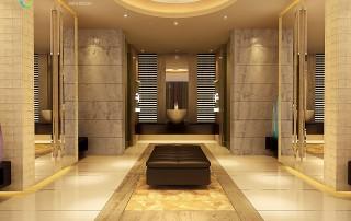 整体淋浴房配搭哪些浴具更加合适?