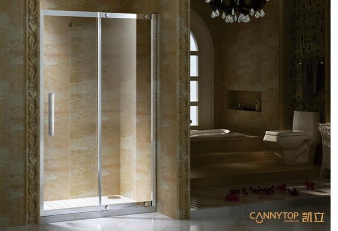 将浪漫化为现实 凯立淋浴房24月亮河系列