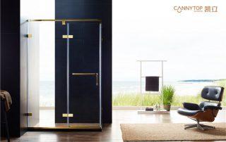 淋浴房钢化玻璃质量如何看出?