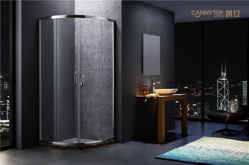 浴帘跟淋浴房相比,哪个更好?