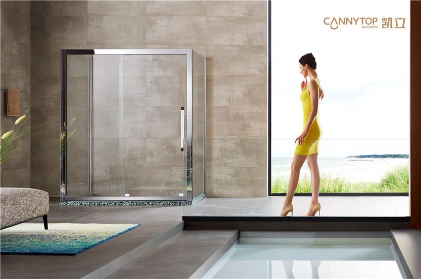 淋浴房型材的好坏在选购的时候一定要注意