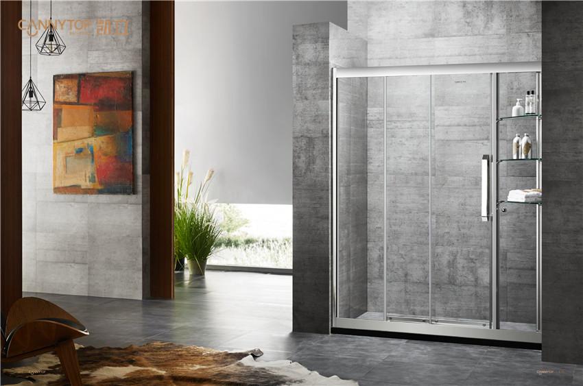 家里的浴缸如何改装成淋浴房?