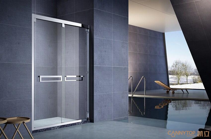 淋浴房安装注意事项,重点不仅仅在淋浴房上