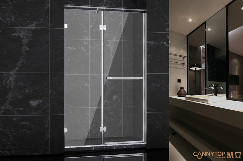 卫浴空间有限,该如何选择淋浴房好