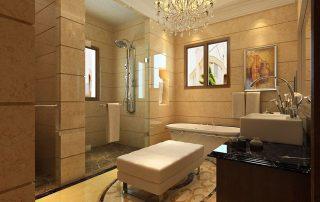 淋浴房保养之铝合金框架的保养工作如何进行