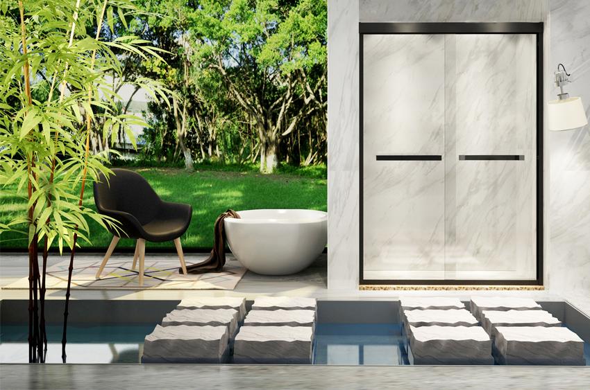 这么多种玻璃,淋浴房更加适用于哪一种?