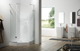 淋浴房安装经验,介绍墙体防渗细节