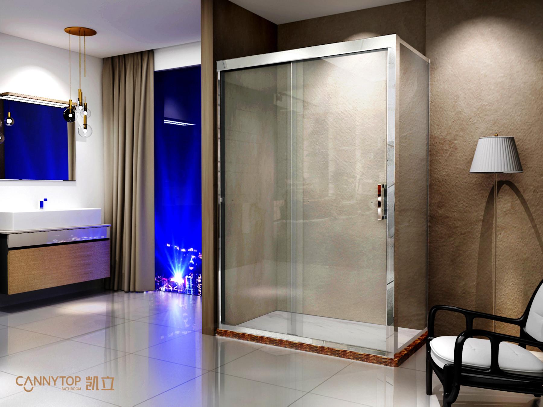 淋浴房自爆可能性不容忽视,到底什么原因引起自爆?
