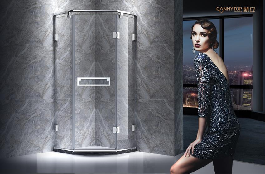 淋浴房保养小知识,让淋浴房寿命更长