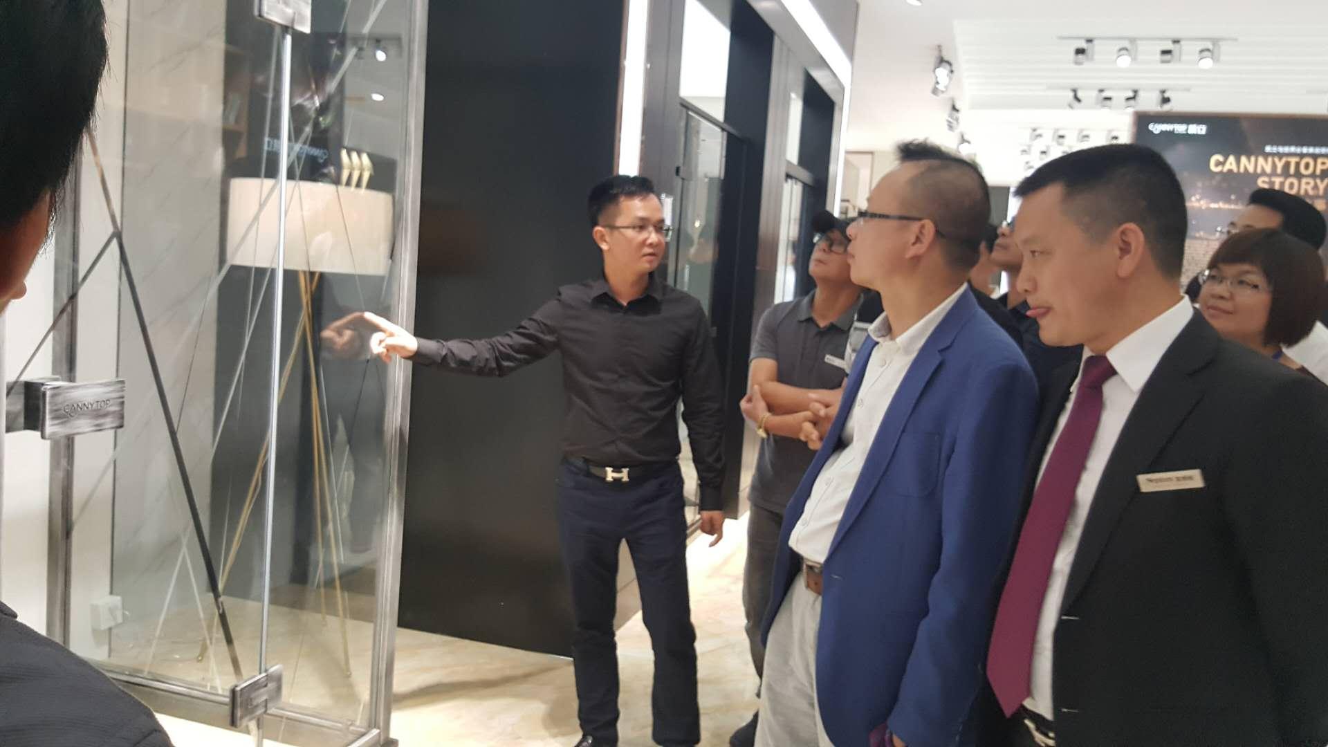 CANNYTOP凯立淋浴房2018上海国际厨卫展完美落幕