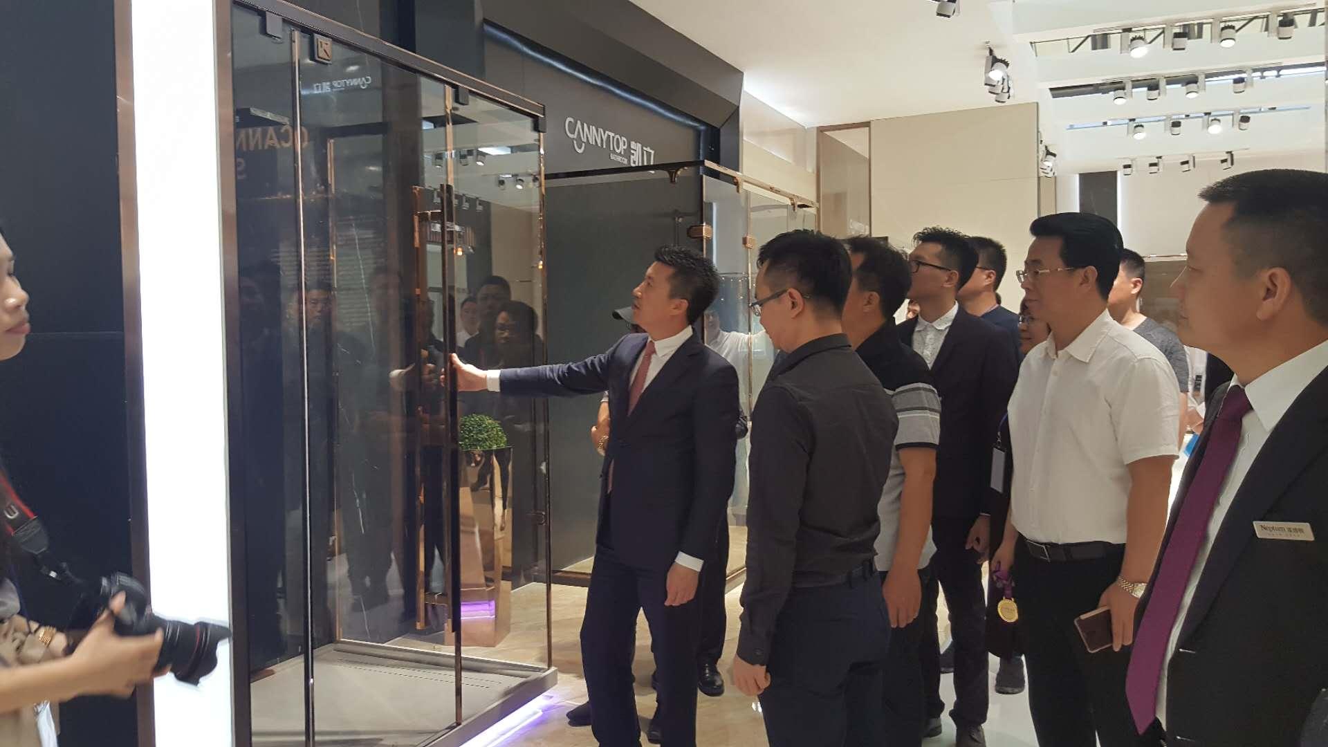 回味2018上海国际厨卫展 关于凯立那些精彩镜头