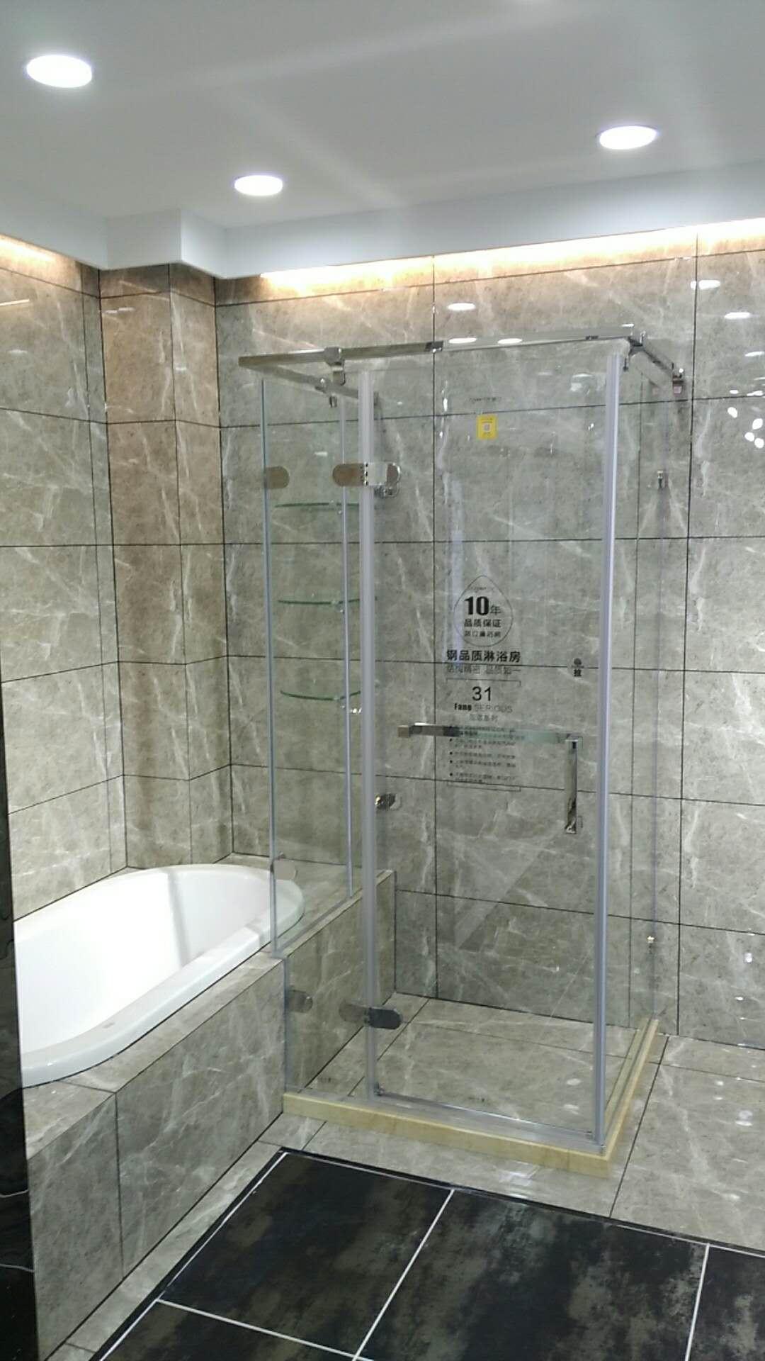 热烈祝贺凯立淋浴房河南安阳欧蓓莎店开业!