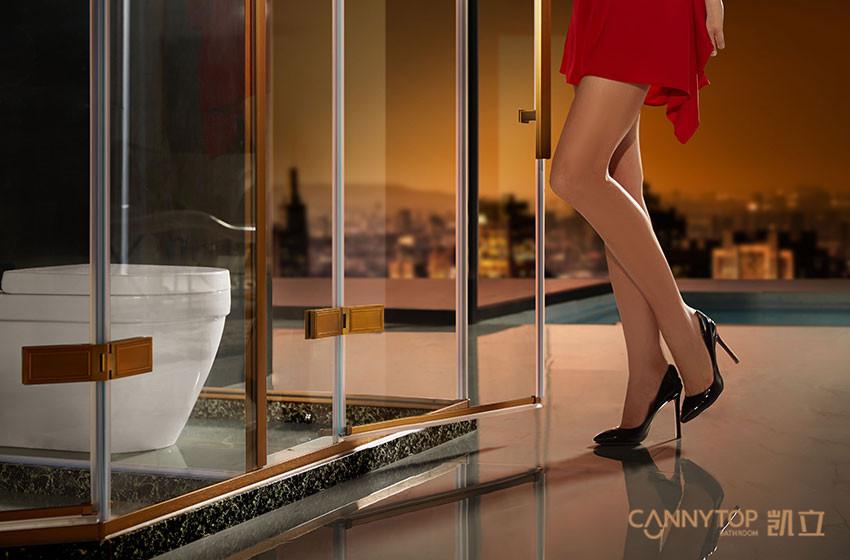 干货分享:铝合金淋浴房的正确保养方式