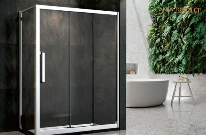 淋浴房胶条有什么作用,应该安装吗?