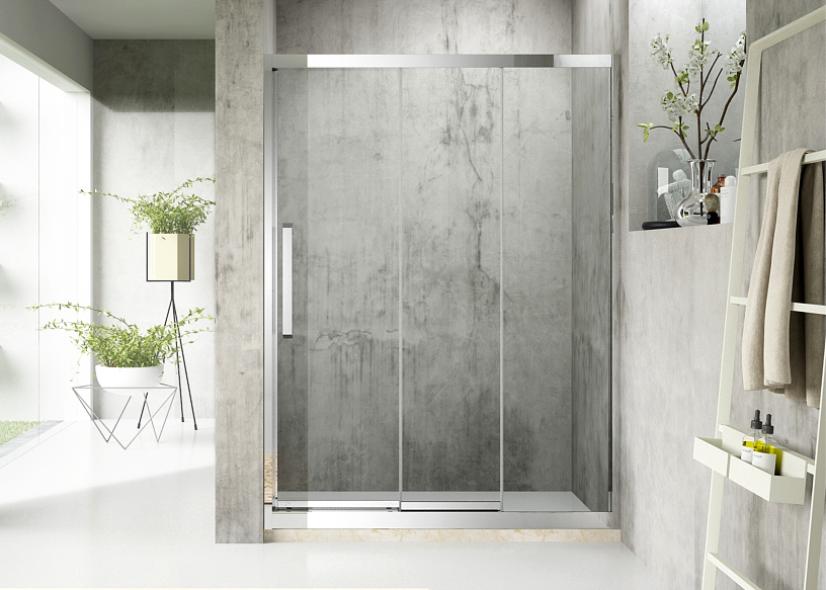有框淋浴房