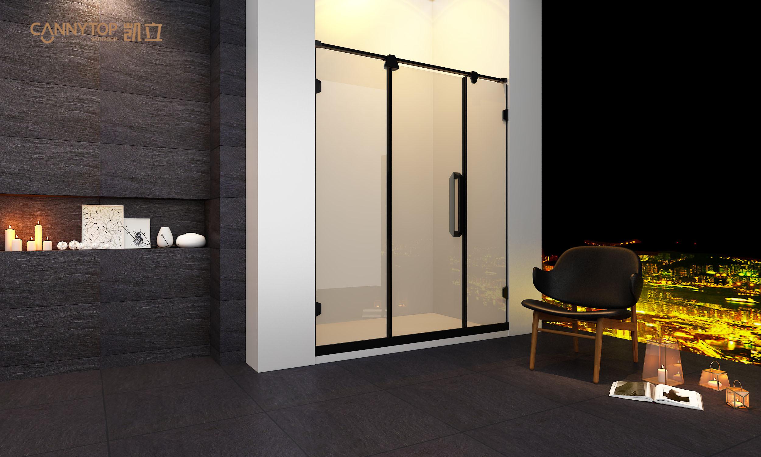 实用篇!淋浴房的形状应根据浴室的布局来选择