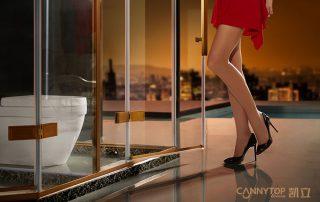 国产淋浴房十大品牌——凯立坚持创新引领发展