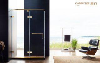 适合家庭使用的淋浴房尺寸一般是多少?