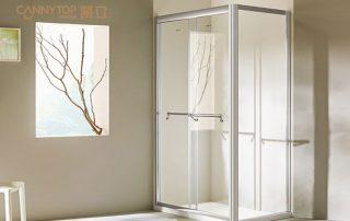 卫浴间安装淋浴房有必要吗?类型众多该怎么选?