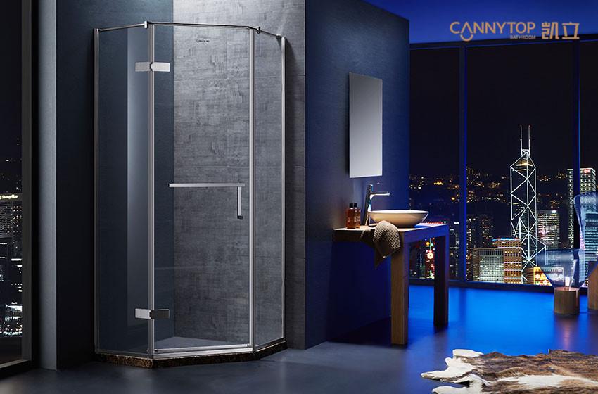简易淋浴房VS整体淋浴房,什么户型该选择哪个?