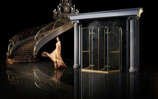 凯立推拉门淋浴房专题- Goya Series戈雅系列