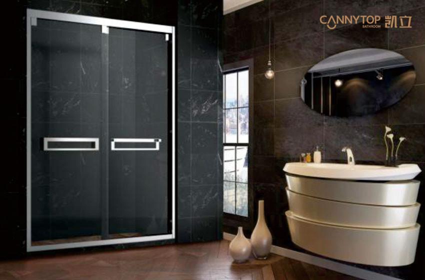 淋浴房是如何达到干湿分离效果的?