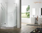 想要告别卫生间脏乱差,只需一个淋浴房即可!