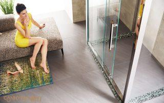 影响成品淋浴房价格的元素有哪些?