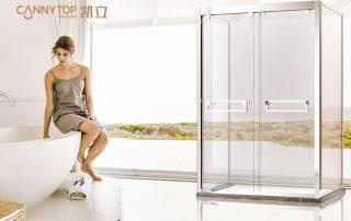 在日常生活中,彩色淋浴房的保养维护怎么做?