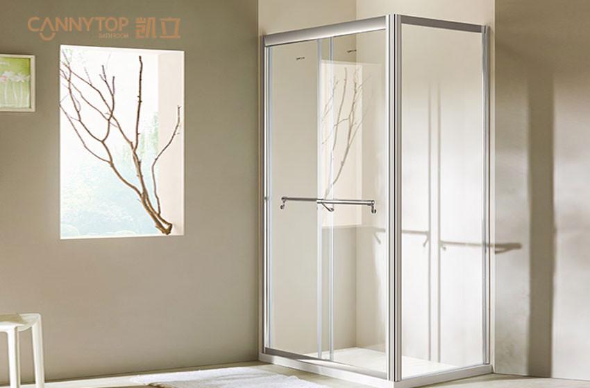 细数常见的淋浴房形状,家用哪种最适合?