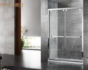 细微的安装细节,也会影响到淋浴房的溅水问题!