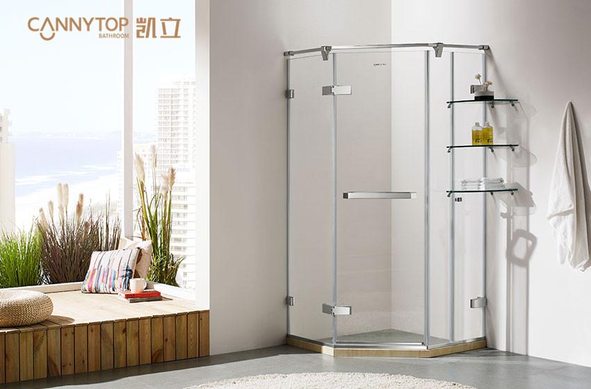 C型、弧形、J型淋浴房