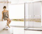 干湿分区有必要,浴帘与淋浴房PK哪个好?